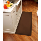 Original Collection 6' x 2' Anti-Fatigue Floor Mat in Brown, 72'' W x 24'' D x 3/4'' Thick