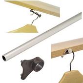 Closet Garment Rods, Lifts & Rails - Practical Closet ...
