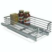 Kitchen Base Cabinet 11-1/2'' Wide Pull-Out Organizer, Min Cab Opening: 11-1/2'' W x 21'' D x 6-1/4'' H