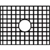 Noah Collection - Matching Sink Grid, 18 1/2'' W x 16 1/4'' D, 1 Grid