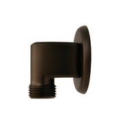 Showerhaus Brass Supply Elbows, Oil Rubbed Bronze