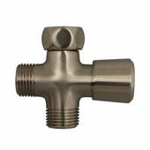 Showerhaus Shower Diverter, Brushed Nickel