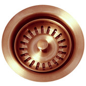 Waste Disposer Trim, Antique Copper