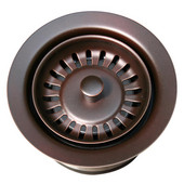 Waste Disposer Trim, Mahogany Bronze