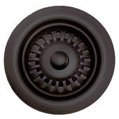 Waste Disposer Trim for Deep Fireclay Sink Applications, Oil Rubbed Bronze