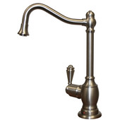 - Instant Hot Point of Use Faucet, Brushed Nickel