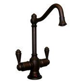 - Instant Hot Point of Use Faucet, Mahogany Bronze