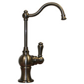 - Instant Hot Point of Use Faucet, Pewter