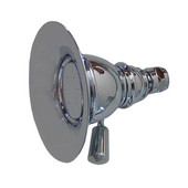 4-3/8'' Round Rainfall Shower Head in Polished Chrome