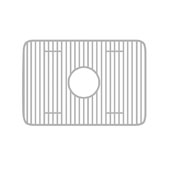 Stainless Steel Sink Grid for use with Fireclay Sink Model WHQDB5542, 14-1/2''W x 17''D x 9''