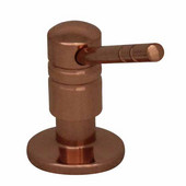 Polished Copper Discovery Soap/Lotion Dispenser