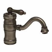- Single Hole/Single Lever Faucet, Pewter