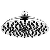 12'' Sunflower Rainfall Shower Head in Polished Chrome
