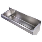 Noah Collection Laundry Scrub Sink, 47-1/4''W x 15-3/4''D x 15-3/4''H