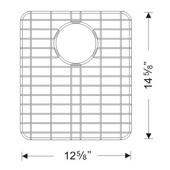 Sink Bottom Grid, 12-5/8''W x 14-5/8''D