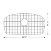 Sink Bottom Grid, 28-3/8''W x 14-1/2''D