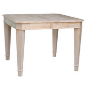 Tuscany Butterfly Leaf Dining Table, 60''W x 40''D x 30''H