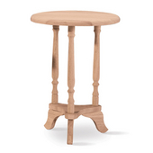 Round Plant Table