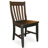 Black Schoolhouse Chair