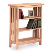 Unfinished Shelves