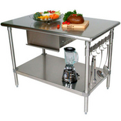 Stainless Steel Work Tables on Sale