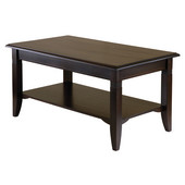 Nolan Coffee Table, Cappuccino