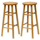 30'' Bar Stool in Solid Beechwood
