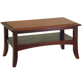 Craftsman Coffee Table, Antique Walnut finish