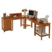 5-Piece Studio Home Office Set