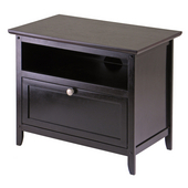 Winsome - Zara TV Stand, Espresso Finish