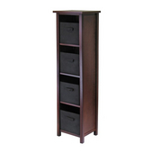 Winsome - Verona 4-Section N Storage Shelf