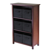 Winsome - Verona 3-Section M Storage Shelf