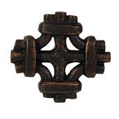 Celtic Knot Knob, 1-7/8'' x 1-7/8'', Oil Rubbed Bronze