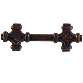 Celtic Knot Pull, 4-3/4'' x1-1/4'', Oil Rubbed Bronze