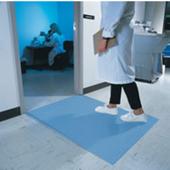 Clean Room Blue Mat, 18''x45'', 4 mats