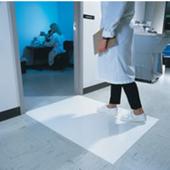 Clean Room White Mat, 24''x36'', 4 mats