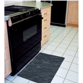 Tile-Top AM Beveled  Charcoal Gray 1/2in x 24in x 36in