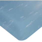 Smart Tile Top UltraSoft Anti-Fatigue Mat, Full Roll, 2' x 60' x 7/8'' Thick, Blue